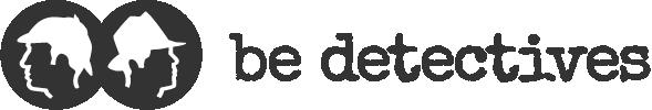 Be Detectives logo